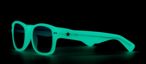 Converse Glow-In-The-Dark sunglasses