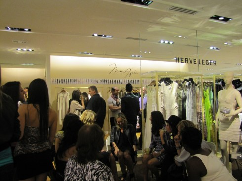 BCBG Crowd at FNO