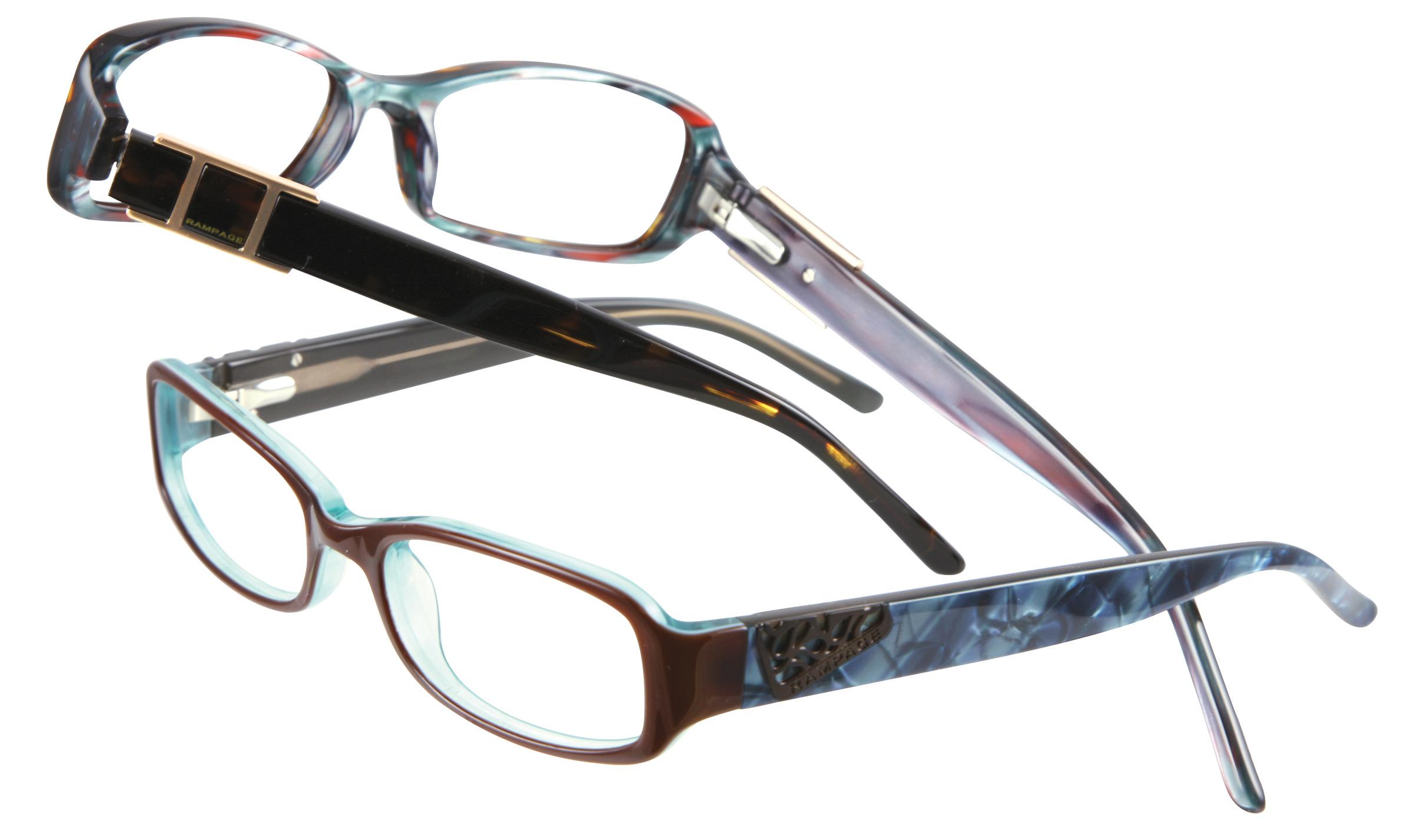 Rampage Eyewear R135 & R137