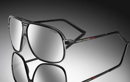 A|X Armani Exchange 3D eyewear