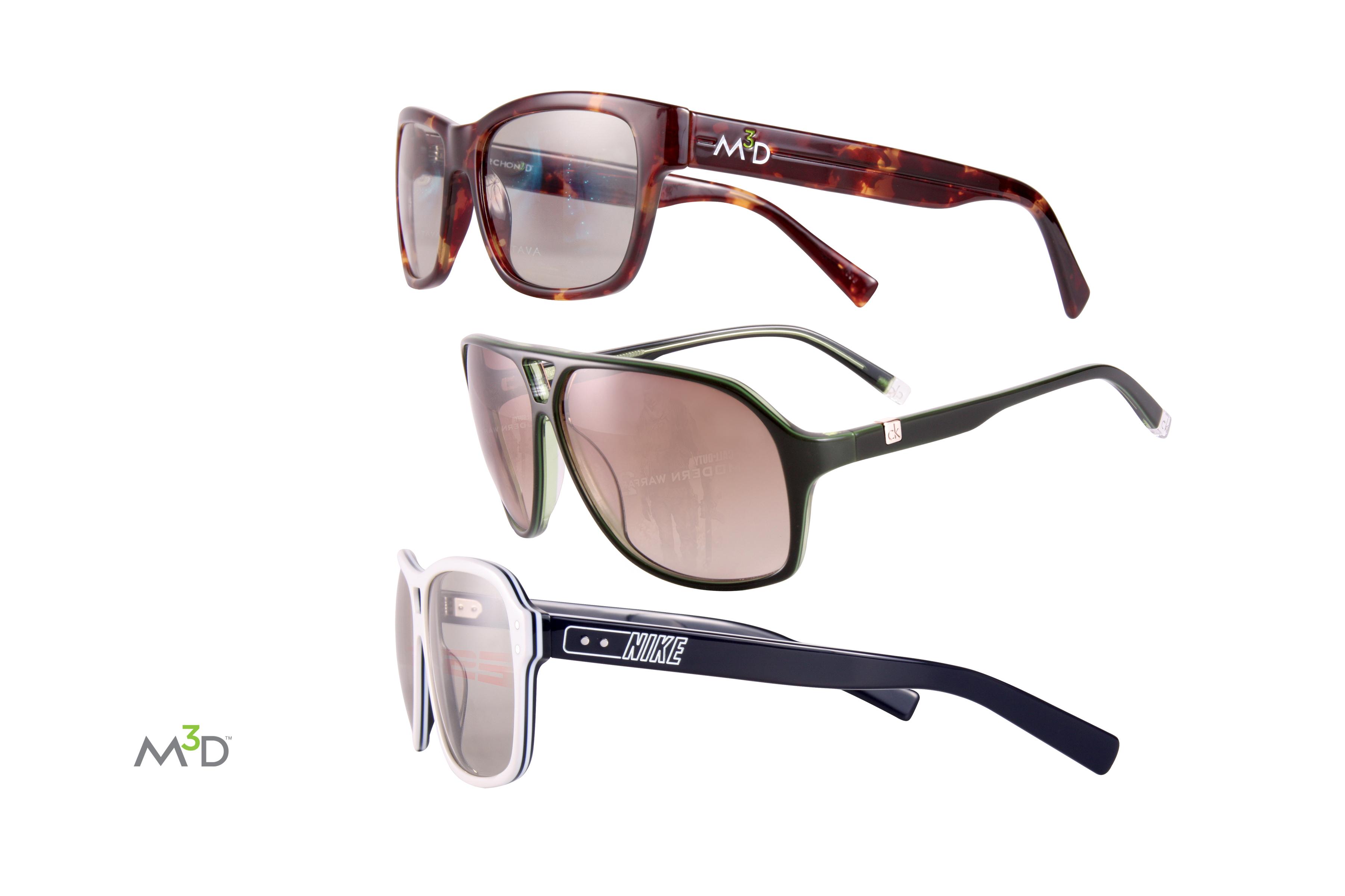 Marchon 3D eyewear