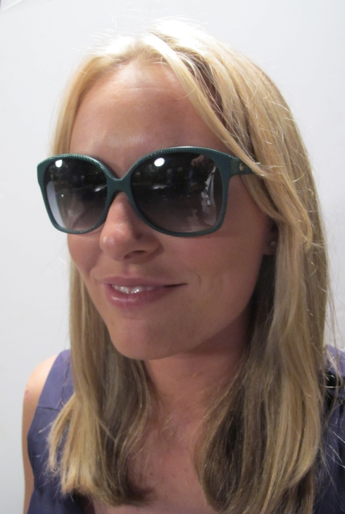 Lindsey Vonn in Lacoste L614 by Marchon Eyewear